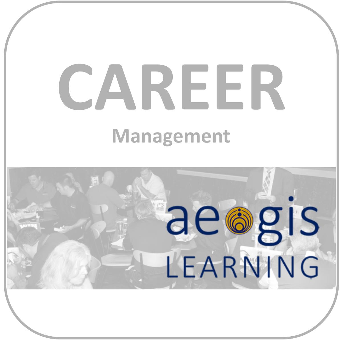 Career Management Workshop from Aegis Learning