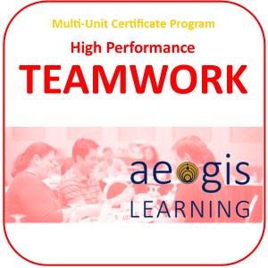 High Performance Teamwork Training