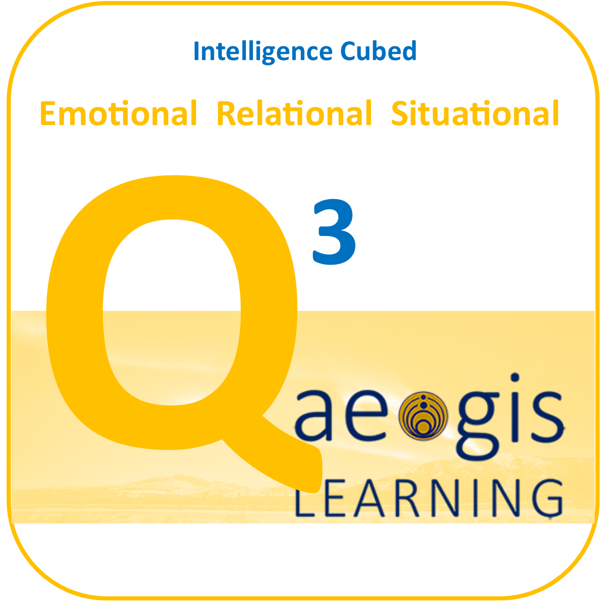 Emotional Intelligence, Situational Awareness and Relationships