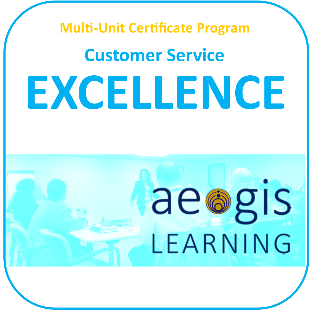 Customer Service Excellence Training from Aegis Learning