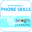 Telephone Service Training from Aegis Learning