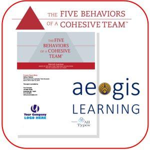 Five Behaviors Personal Development