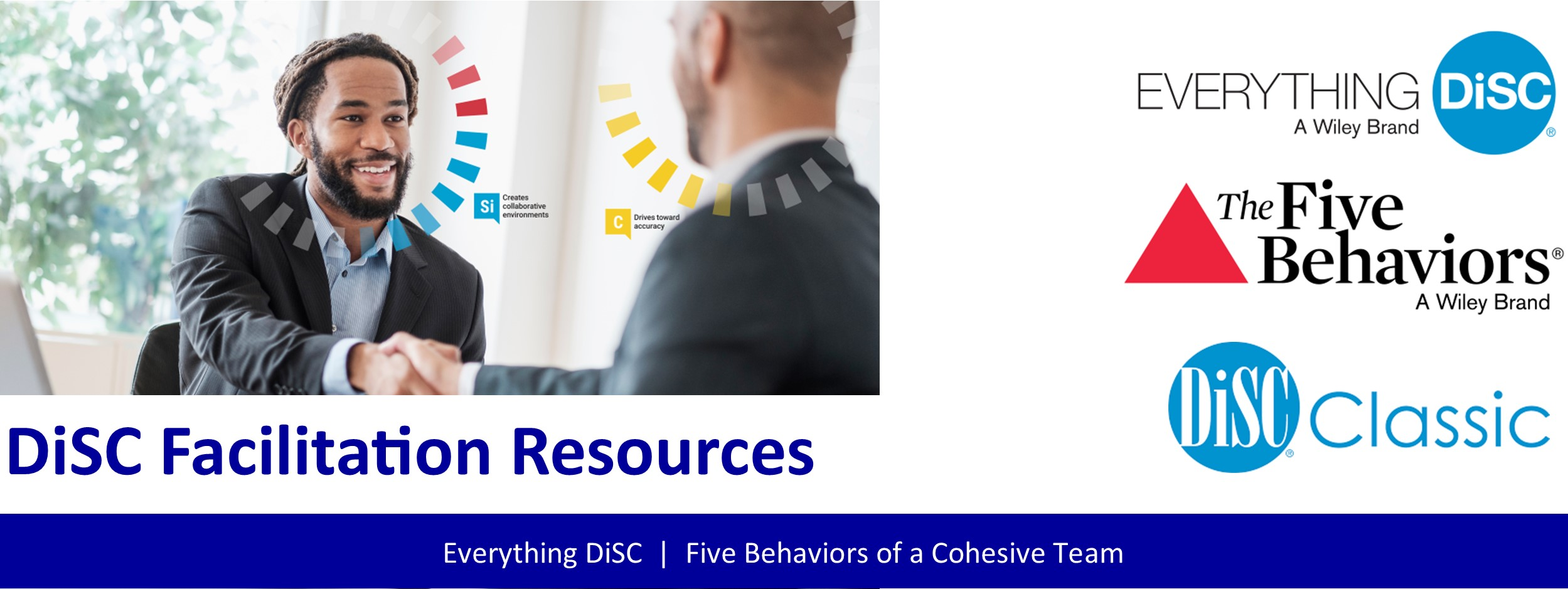 Everything DiSC Facilitation Resources