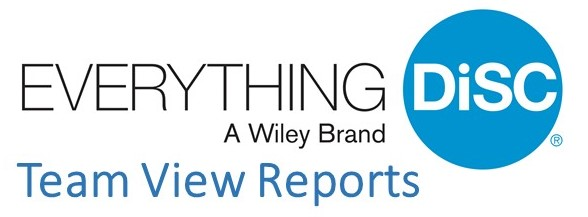 Everything DiSC Team View Reports