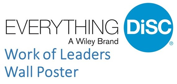 Everything DiSC Work of Leaders Posters