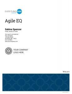 Ed Agile EQ from Aegis Learning