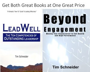 LeadWell and Beyond Engagement by Tim Schneider