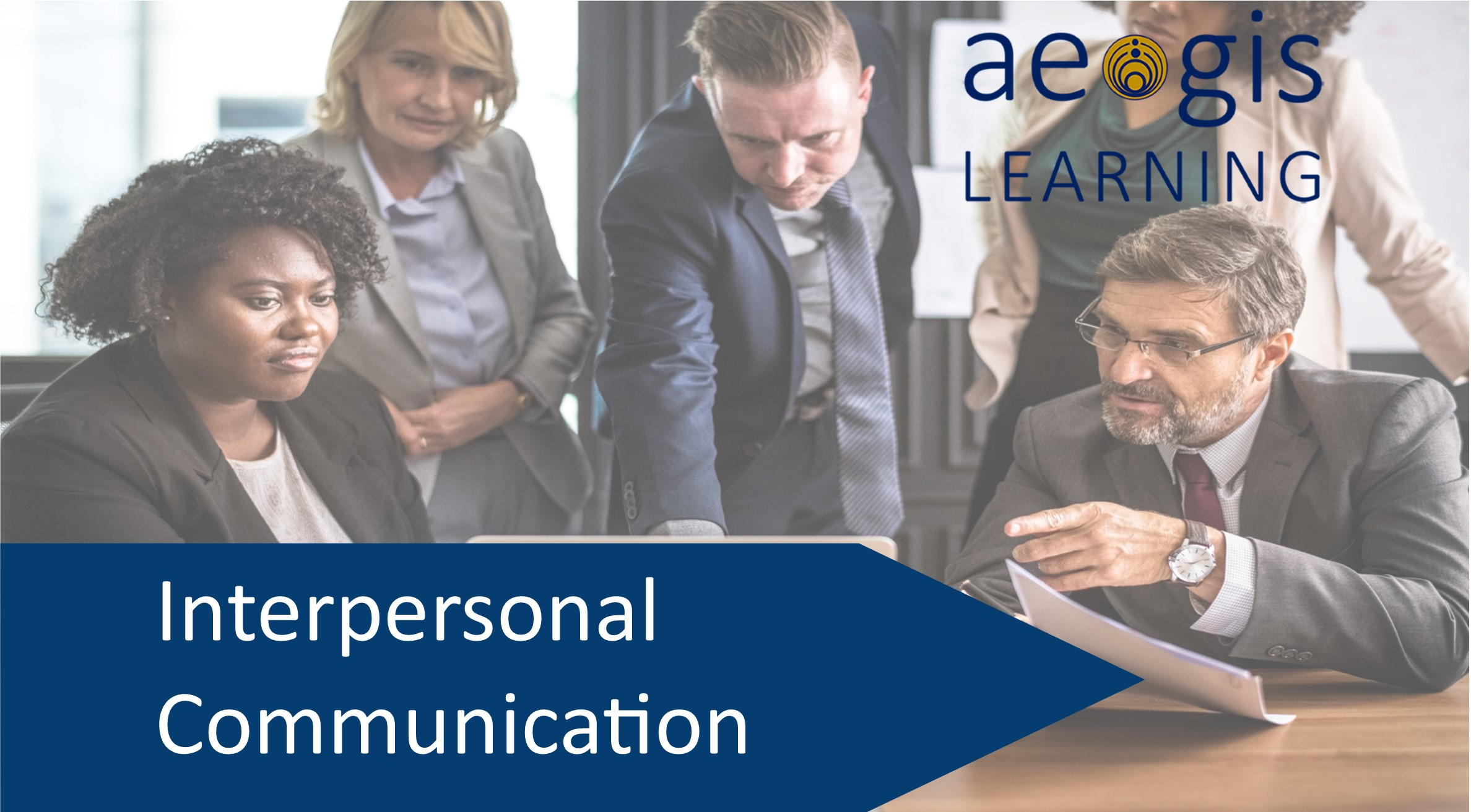 Interpersonal Communications Online Learning